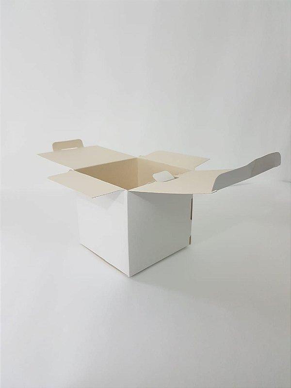 Caixa para caneca branca - sublimavel