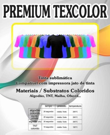 Premium Texcolor - folha avulsa