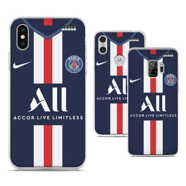 Capinha - Paris Saint-Germain camisa 01