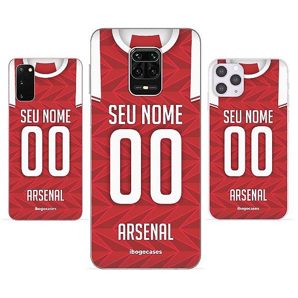 Camisa Arsenal Temporada 20-21