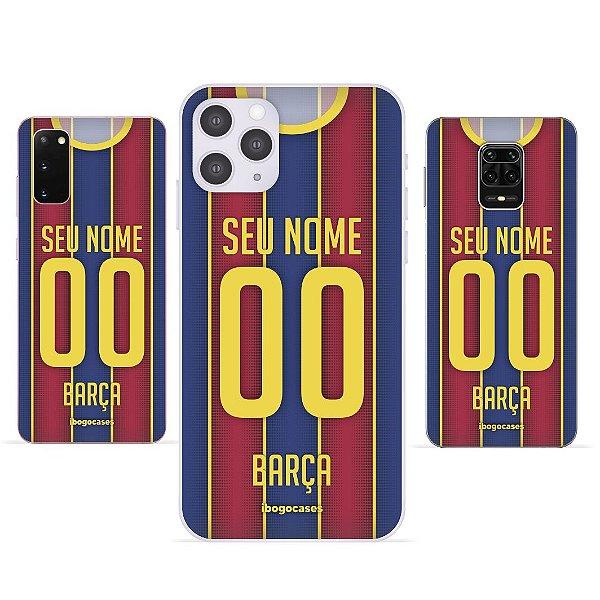 Camisa Barcelona Temporada 20-21