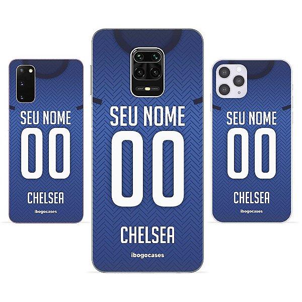 Camisa Chelsea Temporada 20-21
