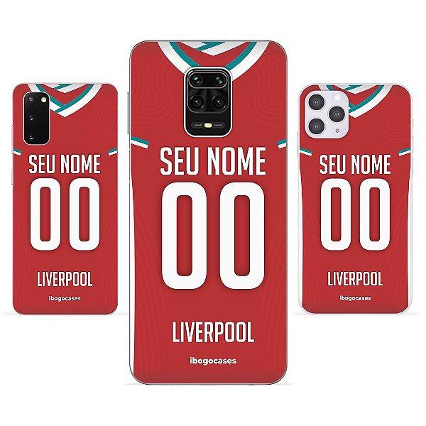 Camisa Liverpool Temporada 20-21