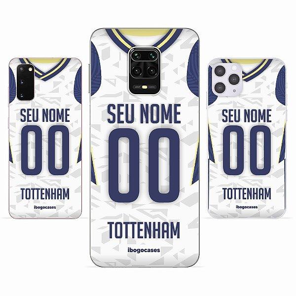 Camisa Tottenham Temporada 20-21