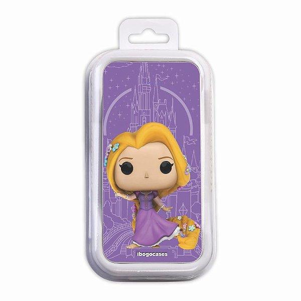 Carregador Portátil Power Bank - Rapunzel