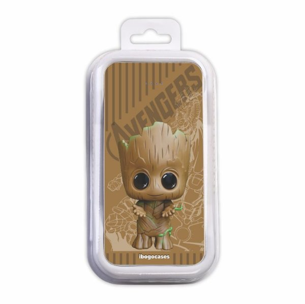 Carregador Portátil Power Bank - Groot