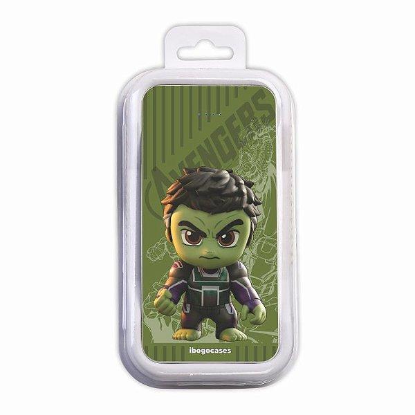Carregador Portátil Power Bank - Hulk