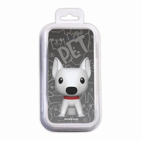 Carregador Portátil Power Bank - Cachorro Bull Terrier