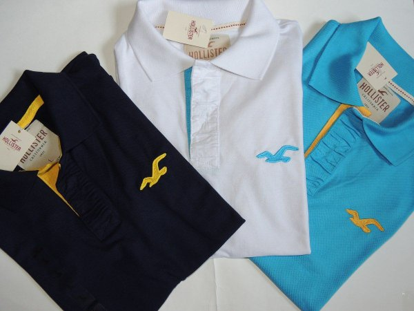 Camisa Polo Hollister