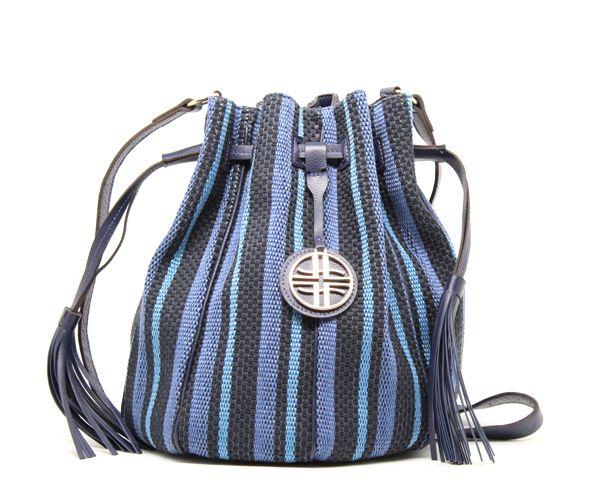 e1ac5bde8 Bolsa azul - Anjeli Bolsas e Acessórios
