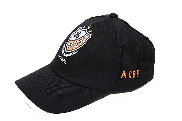 Boné ACBF Preto