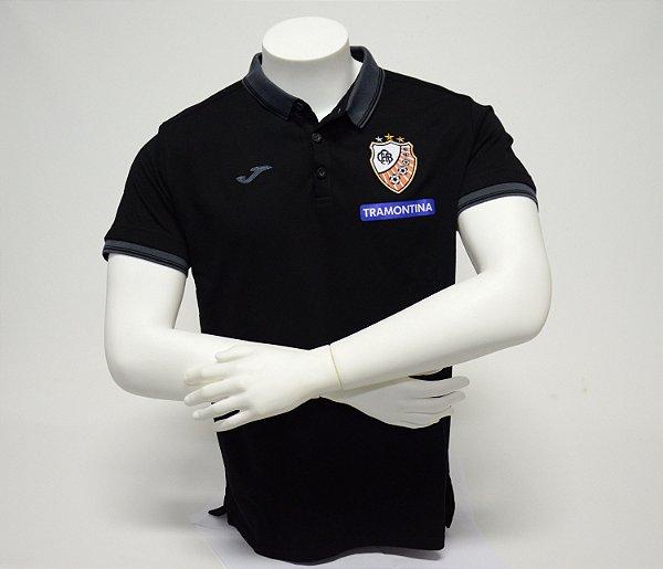 Camisa Polo Preta 2019