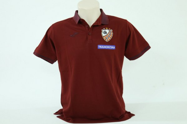 Camisa Polo Bordô 2019