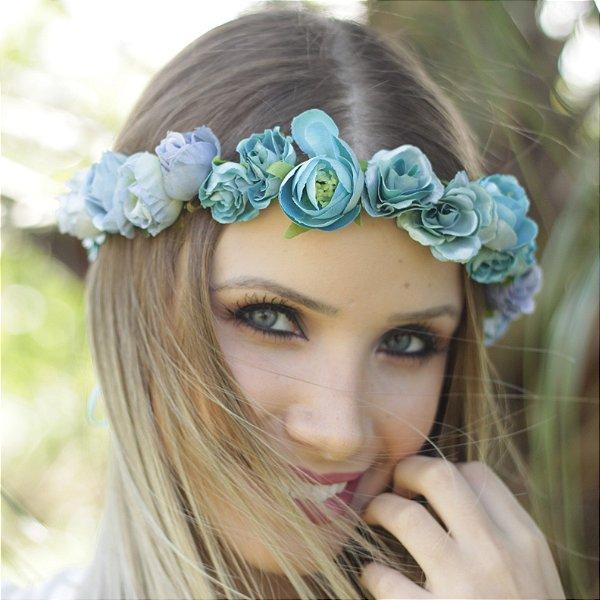 Coroinha de Flores Analu
