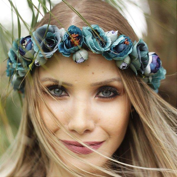 Coroinha de Flores Ohana