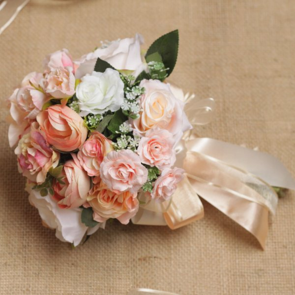 Buquê de Flores Noiva Melina
