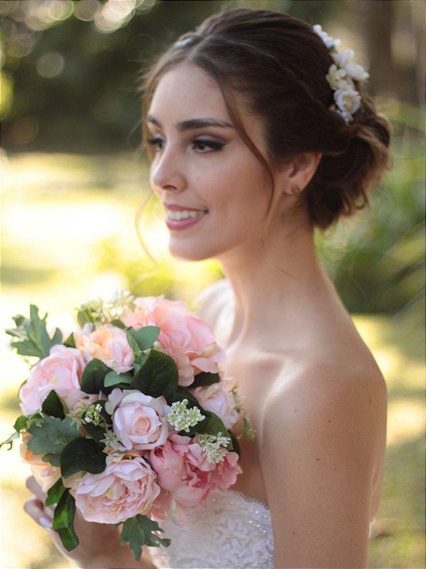 Buquê de Noiva Flores Jura-me
