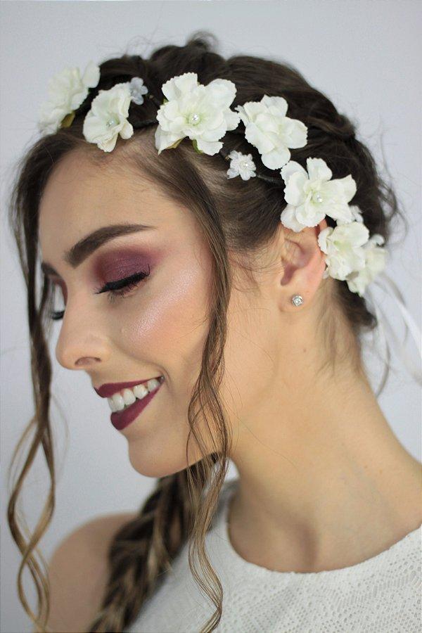 Coroa de Flores Libélula