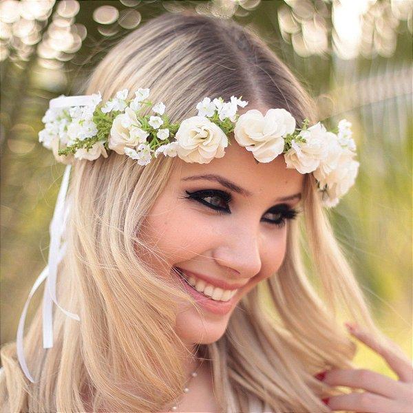 Resultado de imagem para tiaras para cabelos com flores 2016