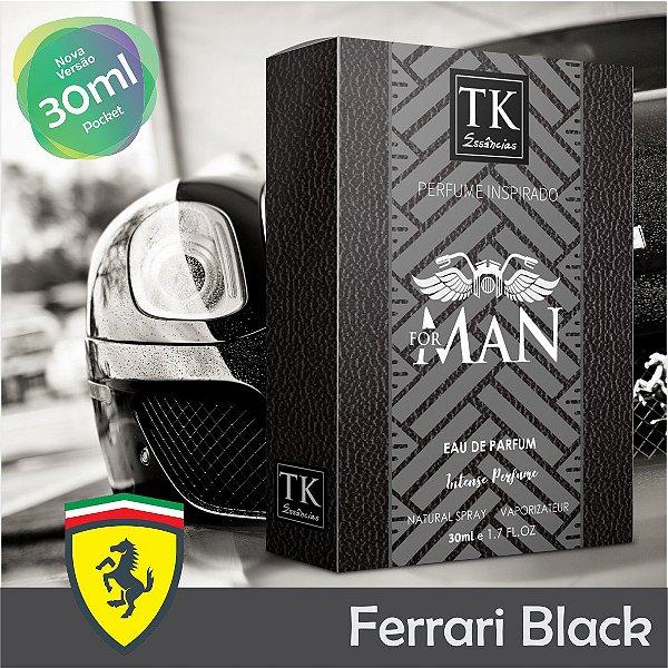 A11 INSPIRAÇÃO TK - FERRARI BLACK 30 ML