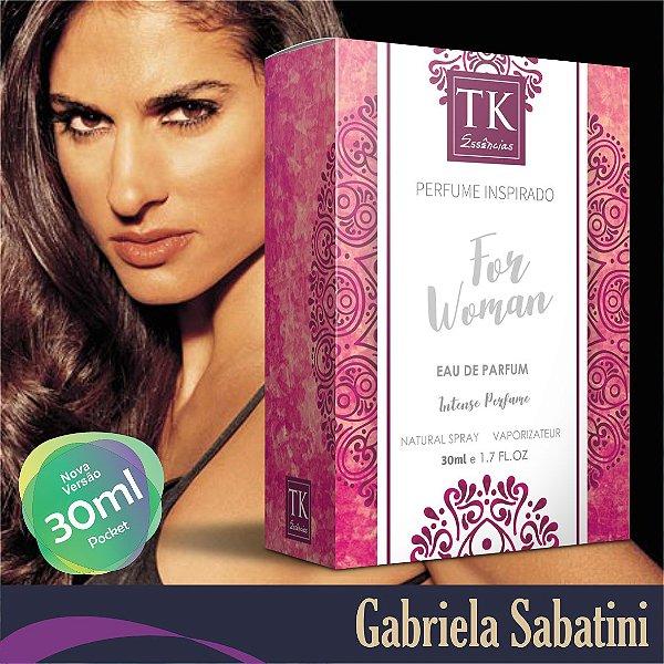 A09 INSPIRAÇÃO TK - GABRIELA SABATINI 30ML