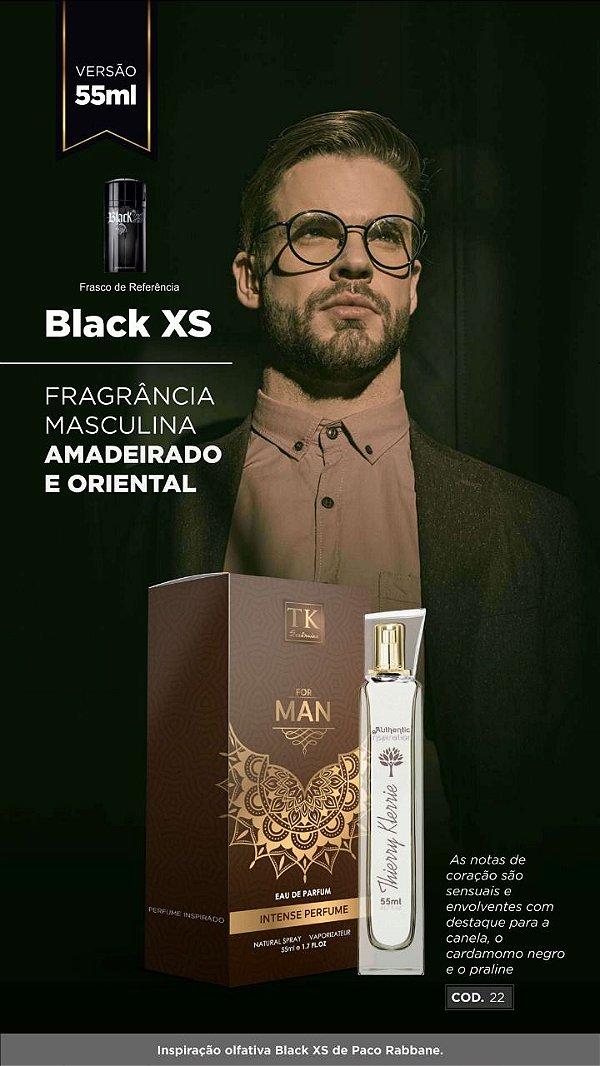 22 INSPIRAÇÃO TK - BLACK XS - PACO RABANNE 55ML