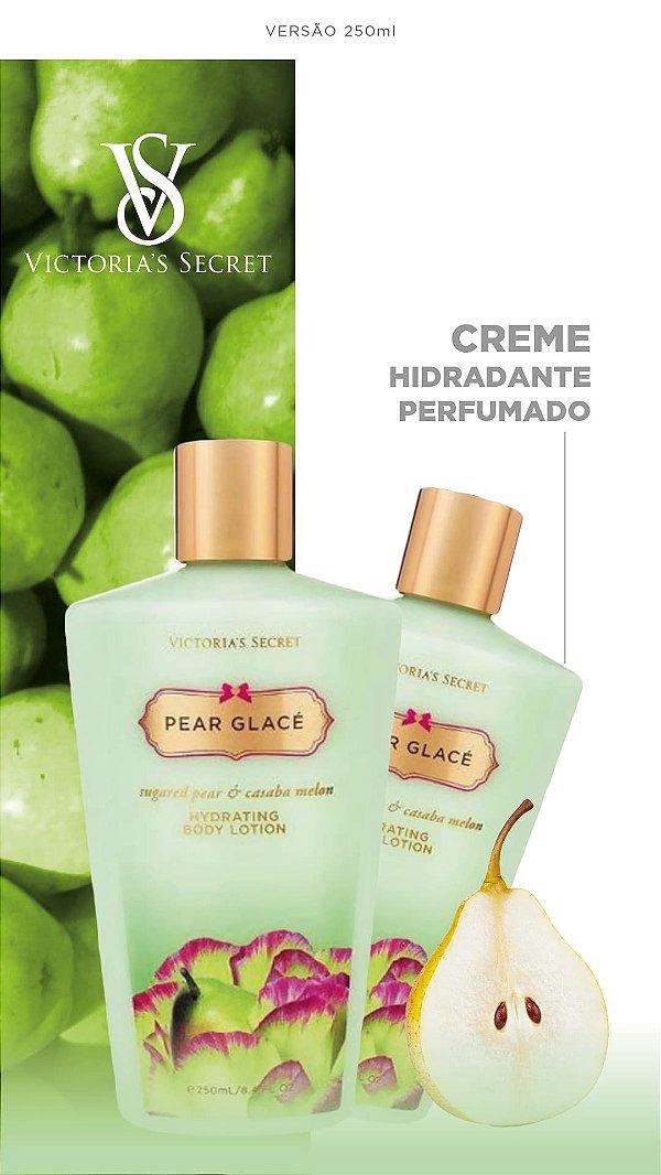 Creme Vitória Secrets 250ml | Pêra Glace | PEAR GLACE