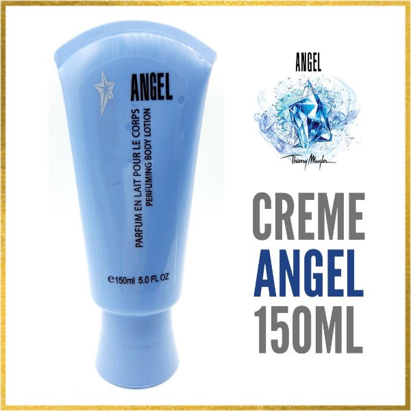 Creme Hidratante Importado ANGEL 150ml   Feminino