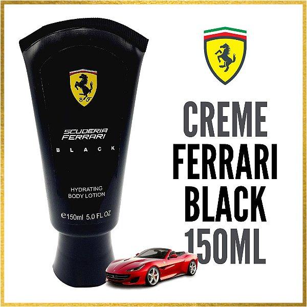 Creme Hidratante Importado FERRRI BLACK 150ml | Masculino