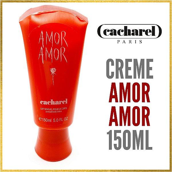 Creme Hidratante Importado AMOR AMOR 150ml | Feminino