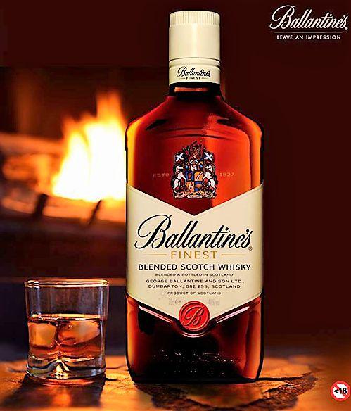 Whisky Ballantine's Finest 1000 ml