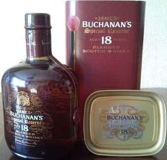 Whisky Buchanan's 18 Anos 750ml