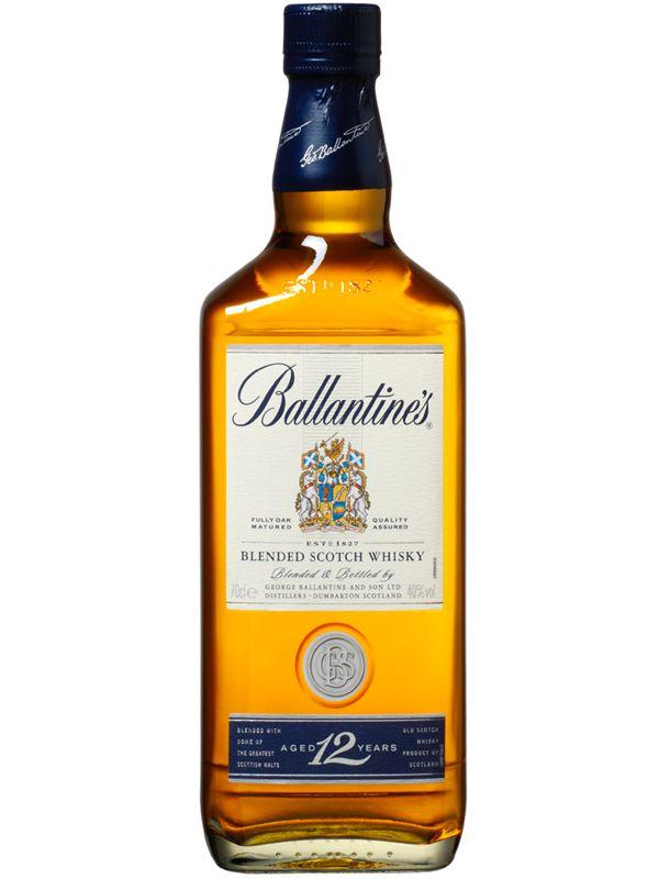 Whisky Ballantine's 12 anos 1000ml
