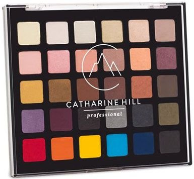 Paleta 30 Cores Catharine Hill - Botane Maquiagem