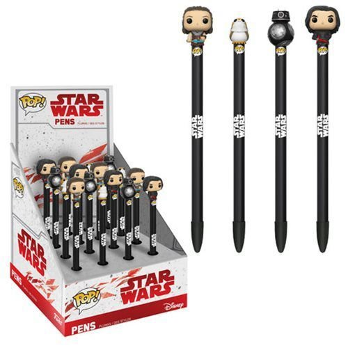 Caneta Funko Pop! Star Wars The Last Jedi