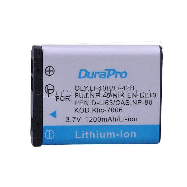 Bateria Fujifilm NP-45 Durapro 1200mAh 3.7V