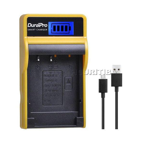 Carregador de Bateria Sony NP-BN1 Digital DuraPro