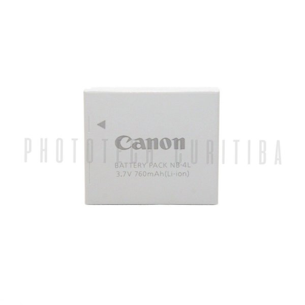 BATERIA CANON NB-4L ORIGINAL