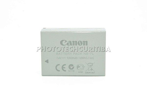 BATERIA CANON NB-7L ORIGINAL1050mAh 7.4V