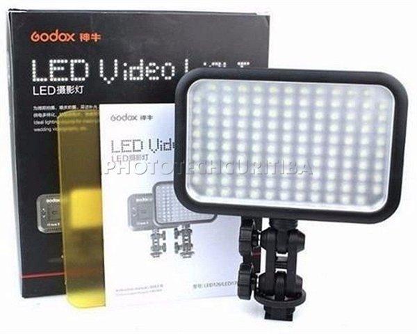 ILUMINADOR DE LED GODOX 126 LEDs