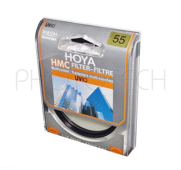 FILTRO UV 55mm HOYA