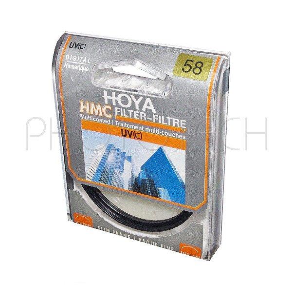 FILTRO UV 58mm HOYA
