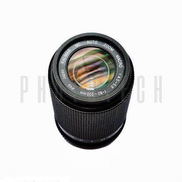 OBJETIVA KALIMAR 80-200mm f/4.5-5.6