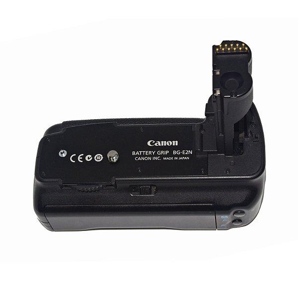Grip Canon BG-E2N Seminovo para EOS 20D, 30D, 40D e 50D