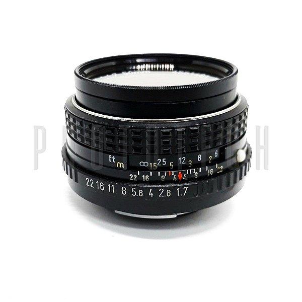 (VENDIDA) OBJETIVA PENTAX 50mm f/1.7