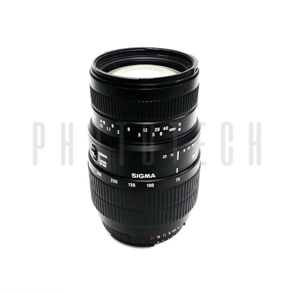 OBJETIVA SIGMA 70-300mm f/4.5-5.6 (P/ NIKON)