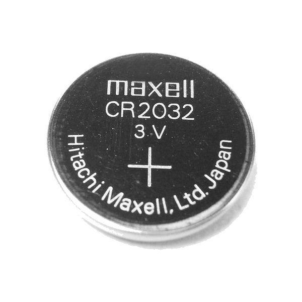 BATERIA MAXELL CR2032 3V