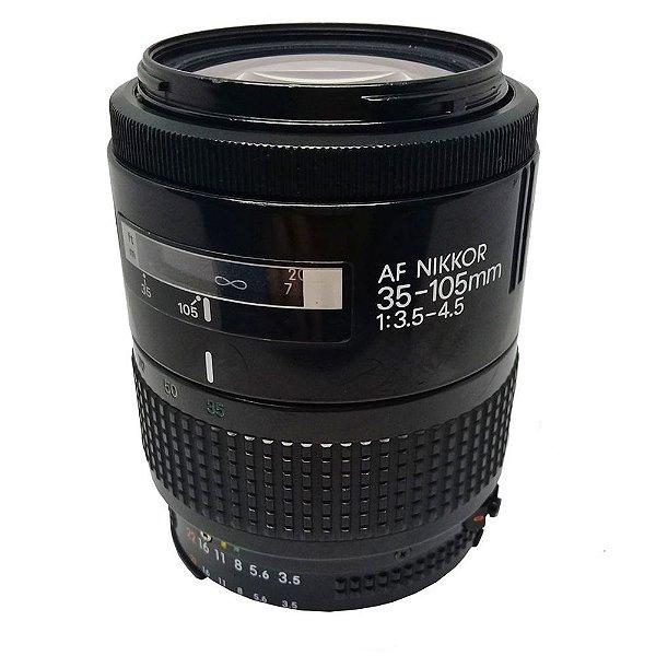 (VENDIDA) OBJETIVA NIKON 35-105mm f/3.5-4.5 AF NIKKOR