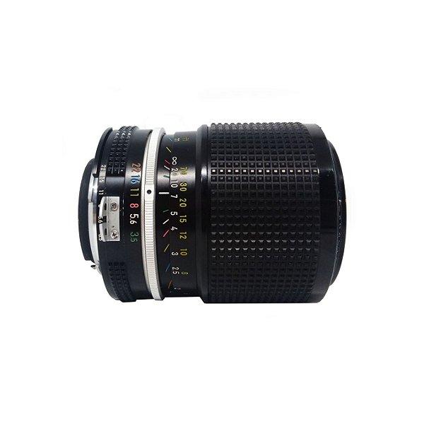 OBJETIVA NIKON 43-86mm f/3.5 NIKKOR