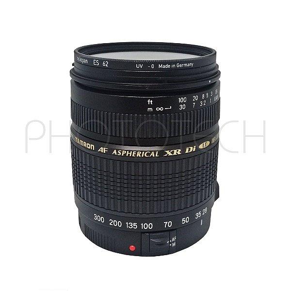 OBJETIVA TAMRON 28-300mm f/3.5-6.3 AF MACRO